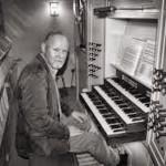 organist i Hørsholm kirke, underviser på pastoral.sem. i Kbh